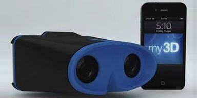 Spiele-Riese macht das iPhone 3D-fähig