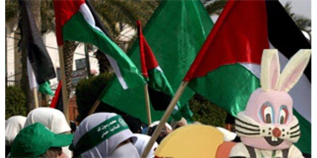 Hamas wirbt mit Hasen für den Märtyrertod