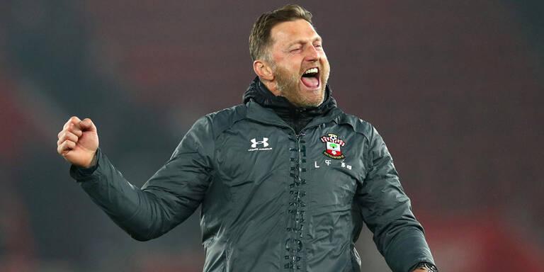 Hasenhüttl gelingt Revanche gegen Leicester City