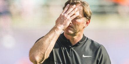RB Leipzig trennt sich von Hasenhüttl