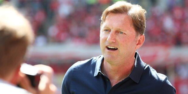 Ralph Hasenhüttl steht vor Bundesliga-Comeback