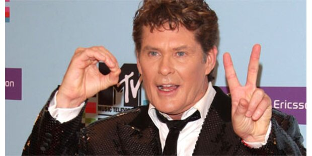 Hasselhoff verlässt Talentshow-Jury
