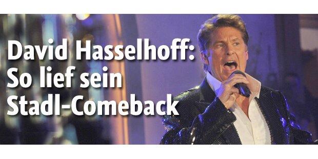 Hasselhoff: Knight Rider ist zurück