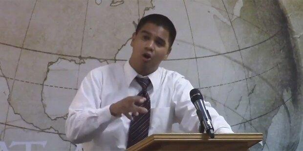 Homophober Pastor feiert Orlando-Attentat