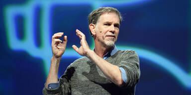 Netflix-Chef erteilt A1 & Co. eine Absage
