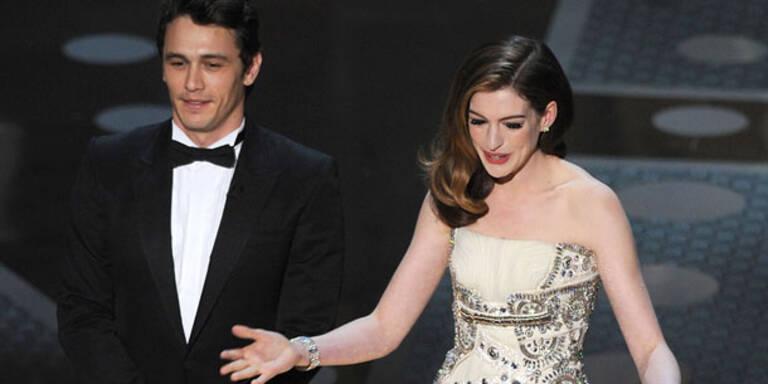 """Franco: """"Hathaway ist affektiert & unecht"""""""