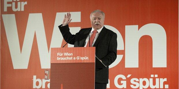 Wien verzichtet auf Gebührenerhöhungen