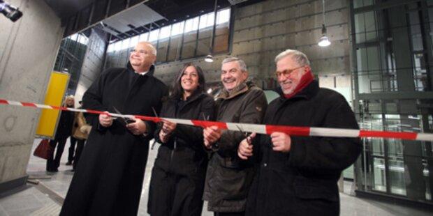 Passage am Wiener Hauptbahnhof eröffnet
