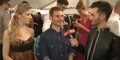 MadonnaTV: Backstage bei Tiberius und Nikola Fechter