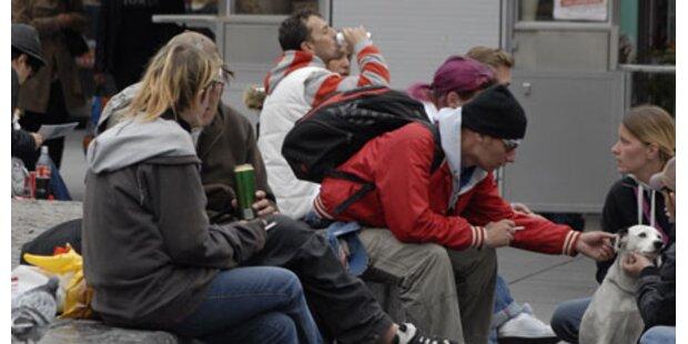 Steiermark: Immer mehr Obdachlose
