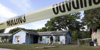 Unglück in Brandon, Florida