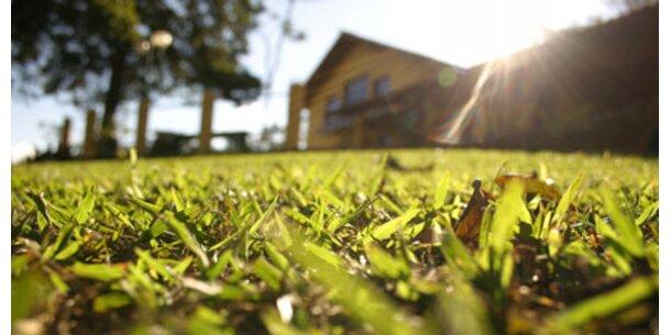 Haus im Grünen stärkt Körper und Seele
