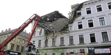 Hauseinsturz Wien