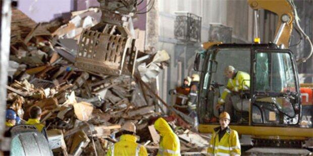 Wohnhaus-Explosion in Brüssel: Drei Tote