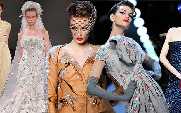 Was versteht man unter 'Haute Couture'?