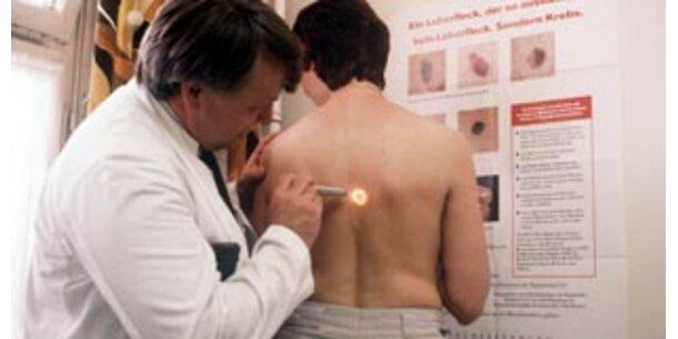 Hautkrebs ist weltweit auf dem Vormarsch