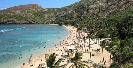 Hawaii ist eine Nichtraucherzone