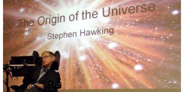 Hawking: Eroberung des Weltraums à la Columbus
