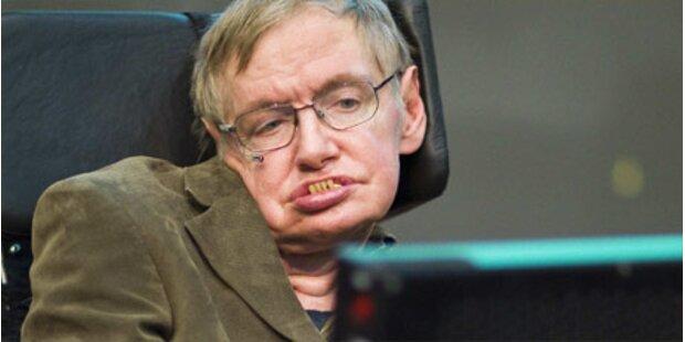 Hawking verrät größtes Mysterium des Universums