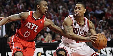 Niederlagen für Bulls und Lakers