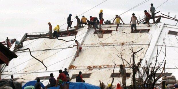 Horror-Taifun: Tote nach Plünderungen