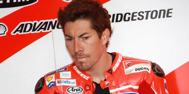 Moto-GP-Star Hayden gestorben