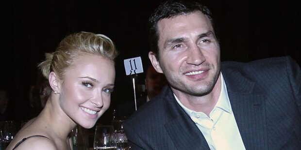 Hayden scherzt über Kinder mit Klitschko
