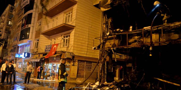 Türkei: Anschlag auf HDP-Sitz