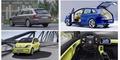 Offizielle Fotos von den drei neuen Konzernmodellen