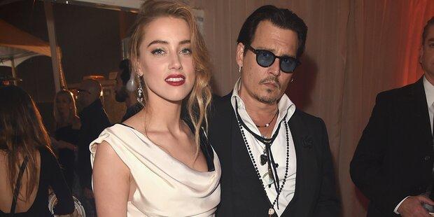 Johnny Depps schmutziger Rosenkrieg