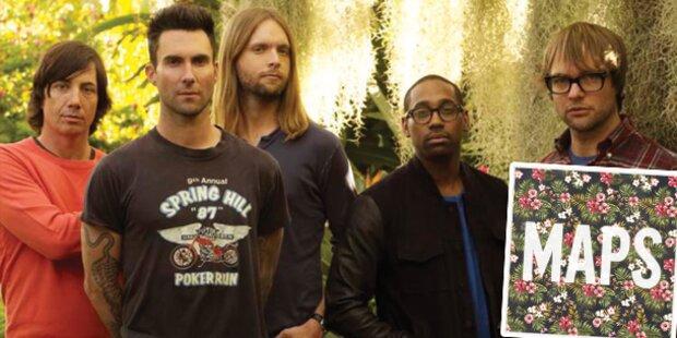 Maroon 5 präsentieren Single