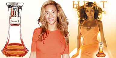 Beyoncé-Duft 'Heat Rush'