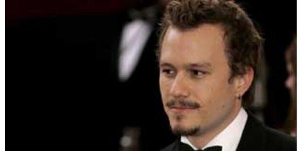 Oscar-Nominierung wäre für Heath Ledger eine Qual