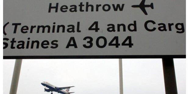 Zwei Tote bei London-Heathrow