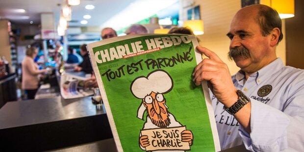 So bissig ist die neue Charlie Hebdo-Ausgabe