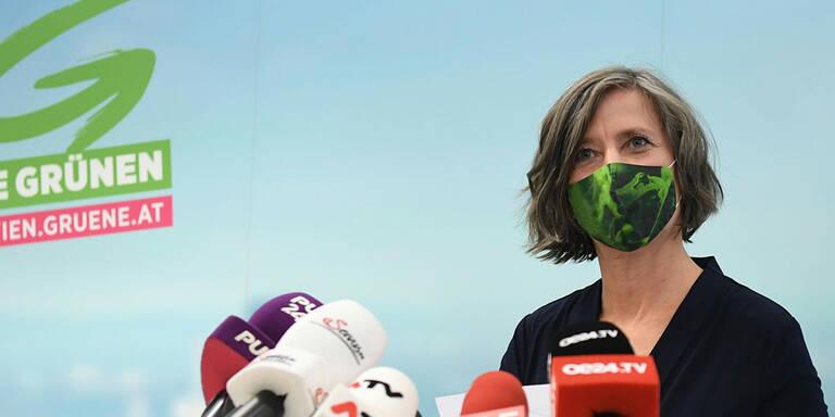 Grüne: Hebein bleibt Parteichefin, verzichtet aber auf Mandat