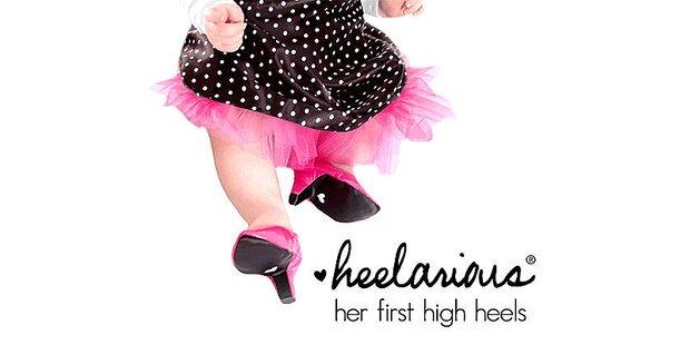 High Heels für Babys