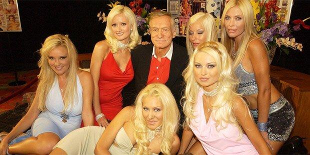 Unser Playboy bleibt nackt!