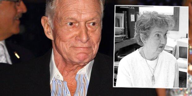 Hugh Hefner trauert um seine Sekretärin