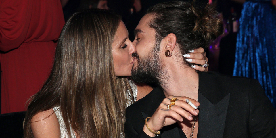 Klum Kaulitz Cannes amfar