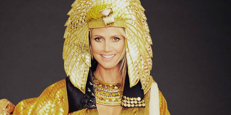 Heidi Klum versteigert Halloween-Einladung