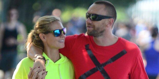 Heidi Klum sucht neue Villa mit Bodyguard