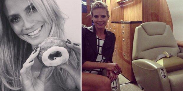 Heidi Klum: Verrückt nach Cronuts