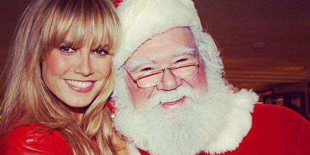 Heidi Klum verrät ihre Weihnachtspläne