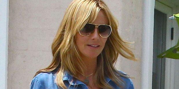 Heidi Klum: Steckt sie in der Midlife Crisis?