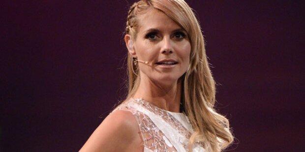 Heidi Klum ätzt gegen ihre Models