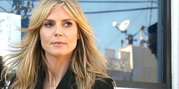 Heidi Klum bricht endlich ihr Schweigen