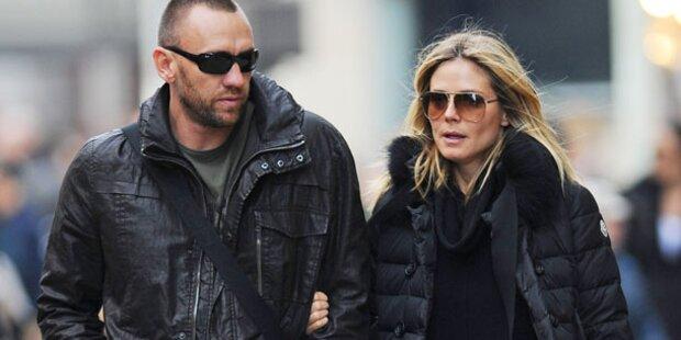 Ist Martin Kristen Heidi's Next Topmann?