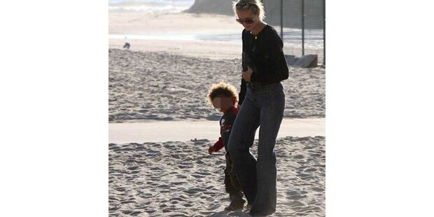 So streng kann Modelmama Heidi Klum sein