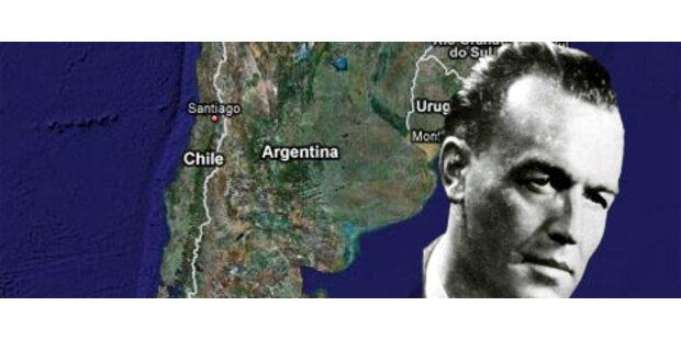 Nazi-Jäger suchen Heim in Chile